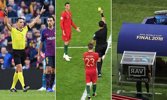 Premier League chuẩn bị áp dụng công nghệ VAR - Ảnh 1.