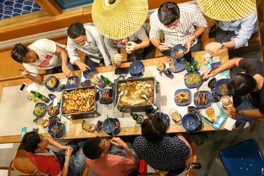 Nhà hàng Hao Yu Grilled Fish tham gia làng ẩm thực Việt Nam - Ảnh 4.