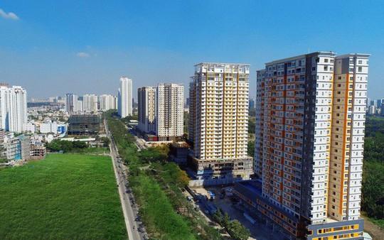 Nhộn nhịp thị trường mua đi bán lại căn hộ dưới 2 tỉ - Ảnh 1.