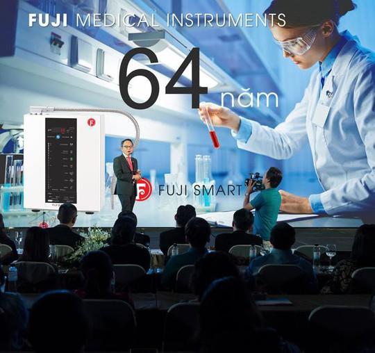 Lễ ra mắt Fuji Smart - máy lọc nước ion kiềm thông minh Nhật Bản - Ảnh 1.