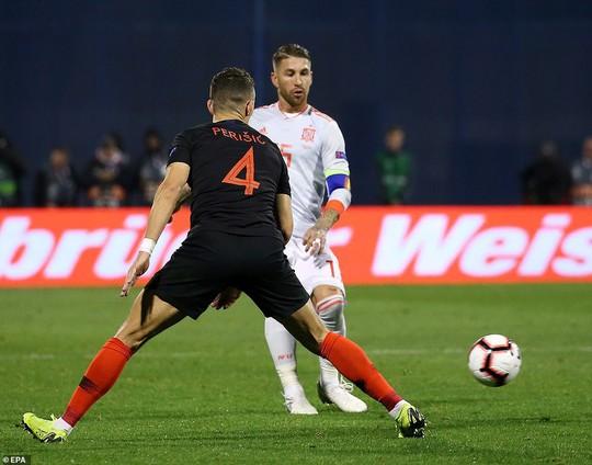 Thua sốc Croatia, Tây Ban Nha vỡ mộng Nations League - Ảnh 3.