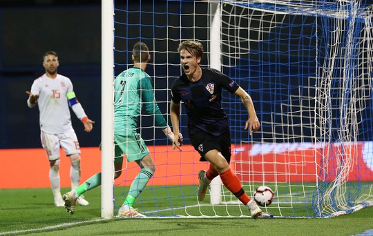 Thua sốc Croatia, Tây Ban Nha vỡ mộng Nations League - Ảnh 5.