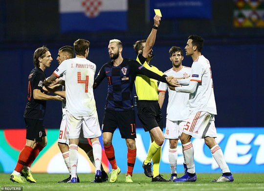 Thua sốc Croatia, Tây Ban Nha vỡ mộng Nations League - Ảnh 2.