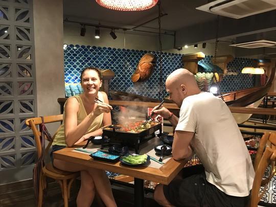 Nhà hàng Hao Yu Grilled Fish tham gia làng ẩm thực Việt Nam - Ảnh 5.