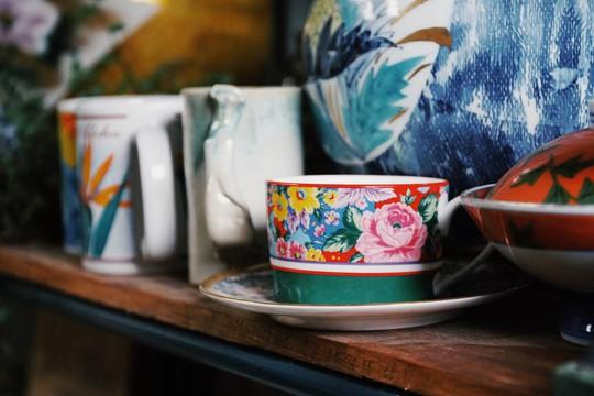 Quán cà phê đưa cả khu vườn vào trong nhà ở Đà Lạt - Ảnh 9.