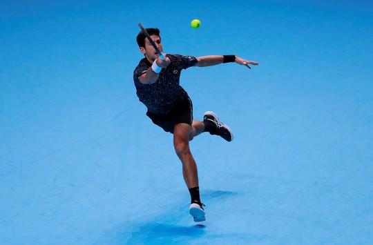 ATP Finals 2018: Federer bại trận, Djokovic rộng cửa vô địch - Ảnh 5.