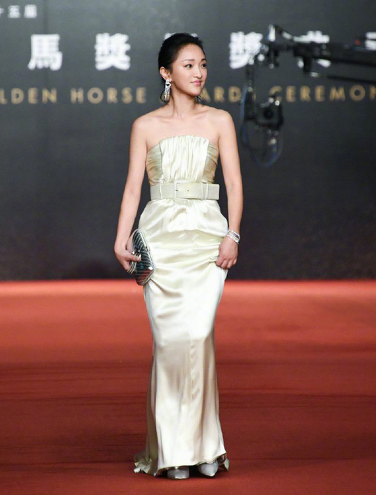 Zhang Fei is winning the Gold Horses Award, Gong Li a & # 39; affecting it - Picture 5.