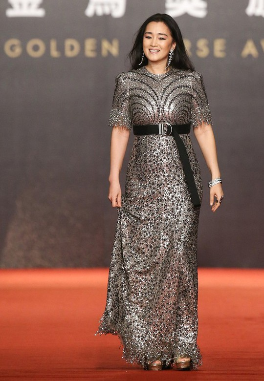 Zhang Fei is winning the Gold Horses Award, Gong Li a & # 39; affecting it - Picture 3.