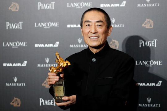 Zhang Fei is winning the Gold Horses Award, Gong Li a & # 39; affecting it - Picture 2.