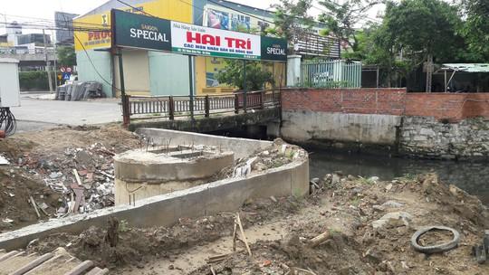 Đà Nẵng: Dân kêu trời vì kênh, hồ điều tiết gây ô nhiễm triền miên - Ảnh 6.