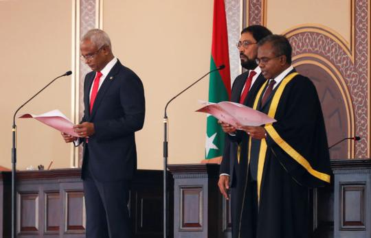 Maldives rục rịch rút khỏi hiệp định thương mại với Trung Quốc - Ảnh 1.