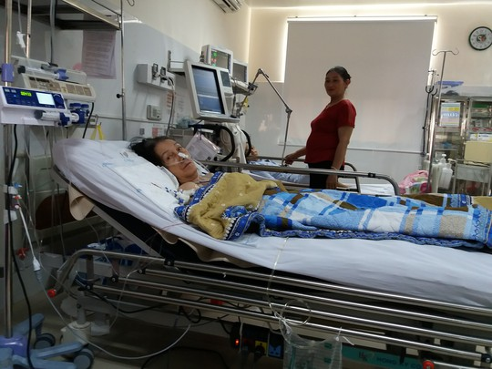 Ca bệnh lạ,a xít đầy trong cơ thể 1 nữ bệnh nhân - Ảnh 1.