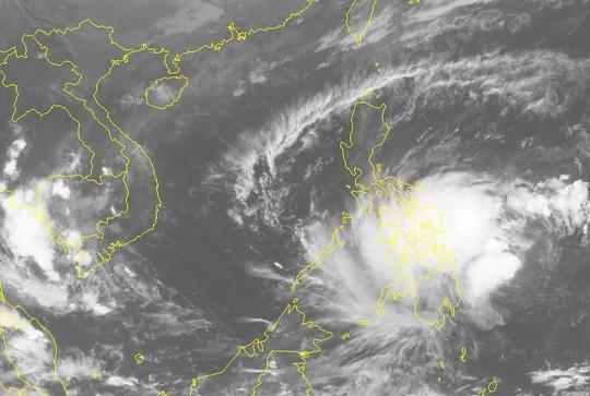 Xuất hiện cơn bão mới, giật cấp 12 hướng vào Nam Trung bộ - Ảnh 2.