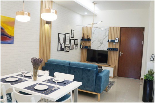 Hấp lực từ căn hộ hoàn thiện giá chỉ từ 1,3 tỉ đồng - Ảnh 4.