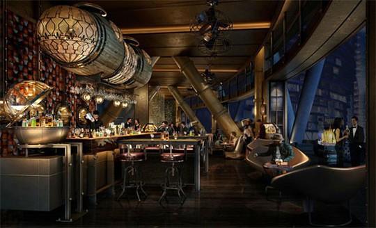 Ngắm khách sạn lòng đất độc nhất Thế giới tại Thượng Hải - Ảnh 6.