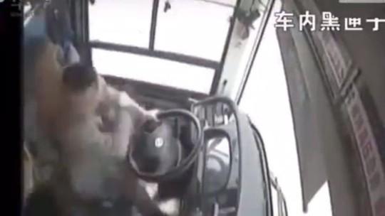 Tài xế và hành khách đánh nhau, xe buýt lao xuống sông giết chết 13 người - Ảnh 2.