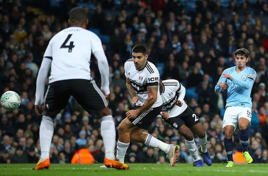 Sao trẻ toả sáng, Man City giành tấm vé thứ 7 tứ kết League Cup - Ảnh 2.