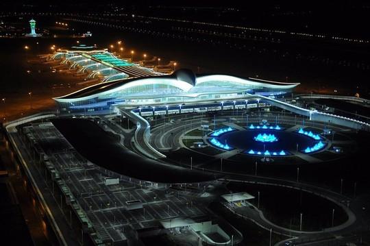 Những sân bay được đánh giá đẹp nhất thế giới - Ảnh 1.