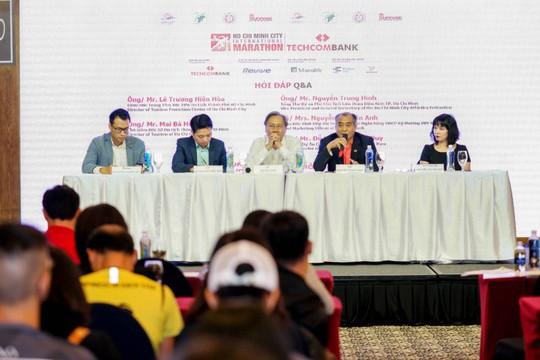 Giải Marathon quốc tế Thành phố Hồ Chí Minh Techcombank 2018 - Ảnh 1.