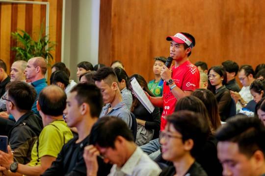 Giải Marathon quốc tế Thành phố Hồ Chí Minh Techcombank 2018 - Ảnh 2.