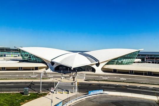 Những sân bay được đánh giá đẹp nhất thế giới - Ảnh 15.