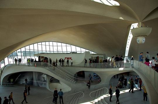 Những sân bay được đánh giá đẹp nhất thế giới - Ảnh 16.