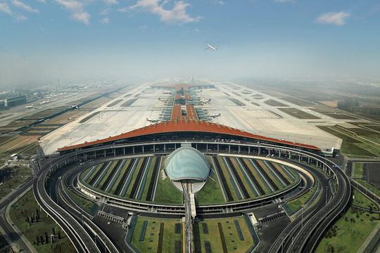 Những sân bay được đánh giá đẹp nhất thế giới - Ảnh 17.