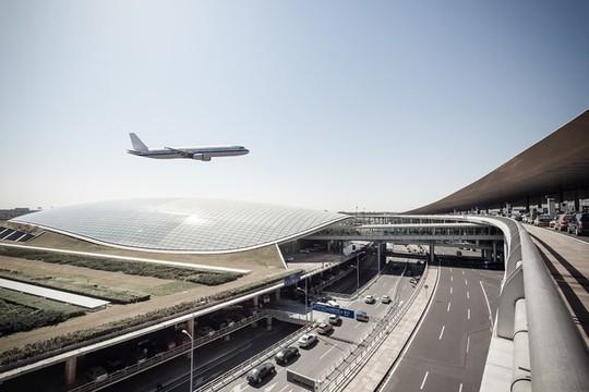 Những sân bay được đánh giá đẹp nhất thế giới - Ảnh 18.