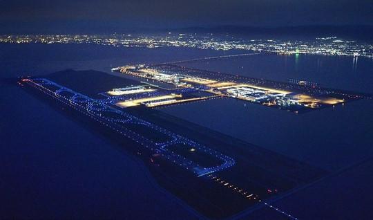 Những sân bay được đánh giá đẹp nhất thế giới - Ảnh 22.