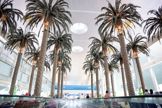 Những sân bay được đánh giá đẹp nhất thế giới - Ảnh 24.