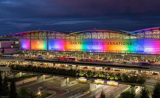 Những sân bay được đánh giá đẹp nhất thế giới - Ảnh 28.