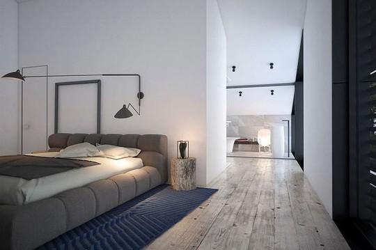Ngôi nhà hiện đại với sân hiên làm nơi thư giãn tuyệt vời - Ảnh 5.