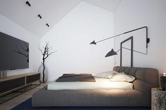 Ngôi nhà hiện đại với sân hiên làm nơi thư giãn tuyệt vời - Ảnh 6.