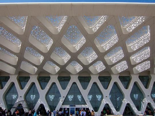 Những sân bay được đánh giá đẹp nhất thế giới - Ảnh 8.