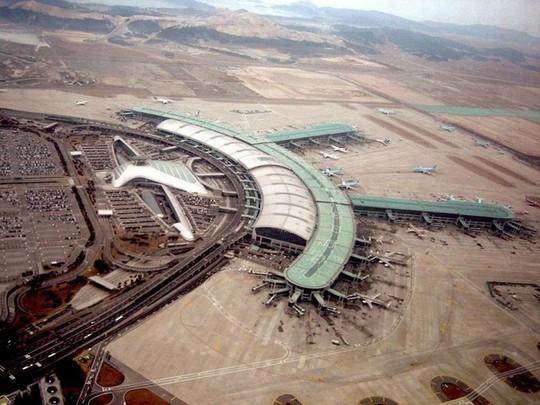 Những sân bay được đánh giá đẹp nhất thế giới - Ảnh 9.