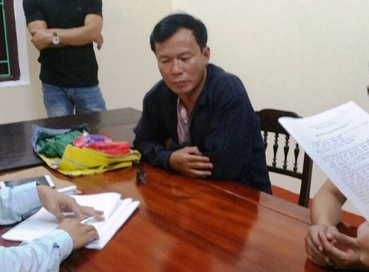 Quang Binh: Accepting two unlawfully protected topics - Picture 1.
