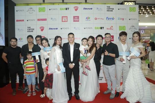 Rộn rã tiếng cười trong đám cưới tập thể Hậu duệ mặt trời Việt - Ảnh 15.
