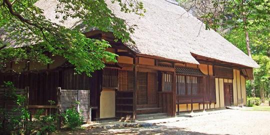 Những ngôi nhà đẹp tựa tranh vẽ ở nông thôn Nhật Bản - Ảnh 14.