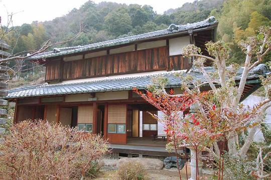 Những ngôi nhà đẹp tựa tranh vẽ ở nông thôn Nhật Bản - Ảnh 19.
