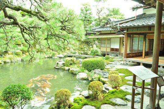 Những ngôi nhà đẹp tựa tranh vẽ ở nông thôn Nhật Bản - Ảnh 7.