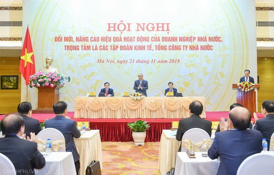 Thủ tướng Nguyễn Xuân Phúc: