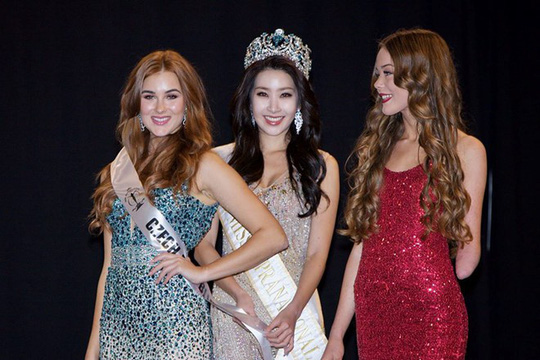 Nhan sắc mỹ nhân một tay làm dậy sóng Hoa hậu Siêu quốc gia - Ảnh 1.