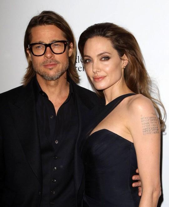 Tình huống trớ trêu trong cuộc hôn nhân Brad Pitt - Angelina Jolie - Ảnh 3.
