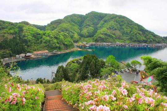 Khám phá vẻ đẹp thị trấn nổi truyền thống ở Nhật Bản - Ảnh 4.