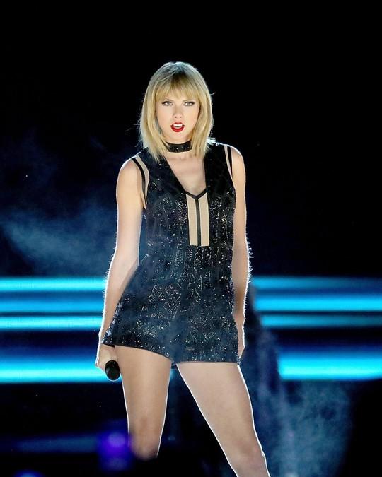 Taylor Swift về nhà mới - Ảnh 1.
