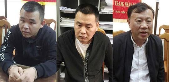 Bắt đối tượng người Trung Quốc cấp vốn và giam giữ con nợ thua bạc - Ảnh 1.