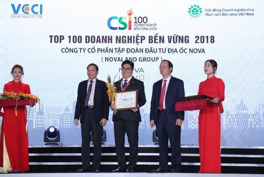 Novaland - Thương hiệu Việt phát triển bền vững - Ảnh 1.