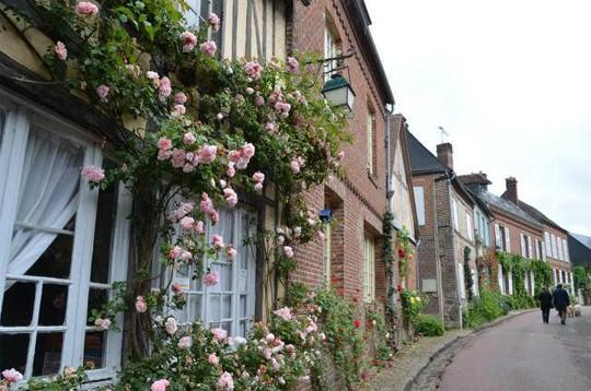 Những ngôi nhà thơ mộng đẹp như cổ tích ở làng quê nước Pháp - Ảnh 13.