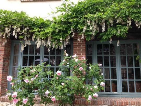 Những ngôi nhà thơ mộng đẹp như cổ tích ở làng quê nước Pháp - Ảnh 4.