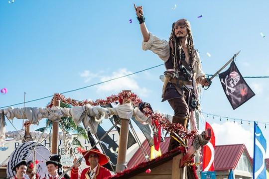 Du khách được hóa thân thành cướp biển vùng Carribean - Ảnh 6.